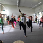 African dance workshop with Mohamed Bangoura