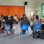 Advanced djembe workshop with Mohamed Bangoura
