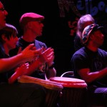 Melbourne Djembe student performance evening