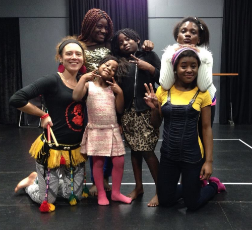 Dance mentoring, Mount Gambier