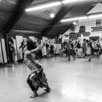 Salematou's African dance class