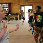 African dance with Naby Bangoura