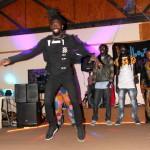 Shabba dance solo