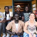 Camp Samatou staff