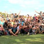 Camp Samatou crew
