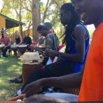 Sabar drum class