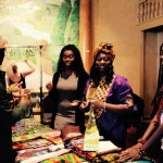 Ghana stall at West African festival