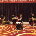 Djembe class in China