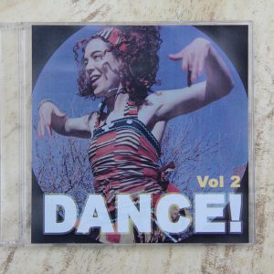 p[icture of CD case with dancer